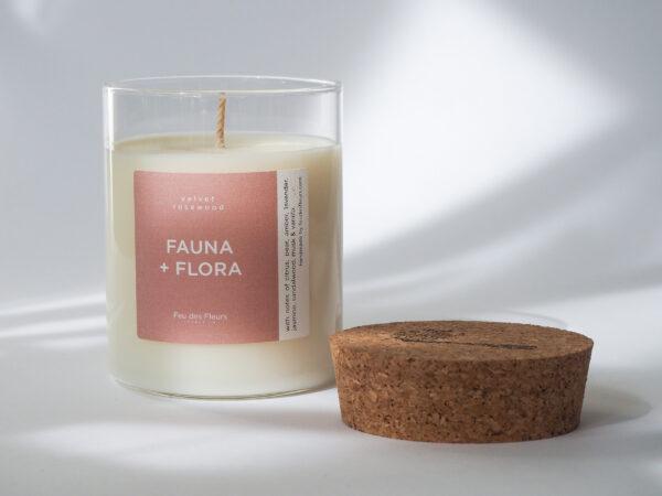 FAUNA + FLORA